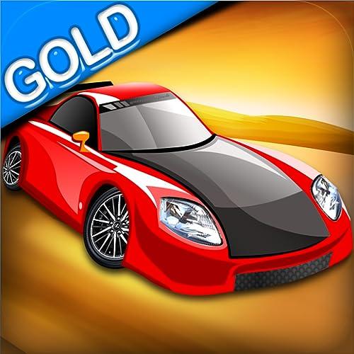 Exotic Cars Desert Race - Platinum Edition Gold