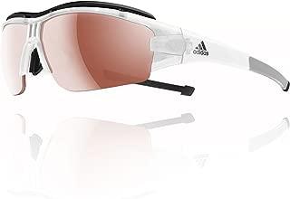 Lunettes adidas Evil Eye Halfrim Pro gris verres LST Chrome