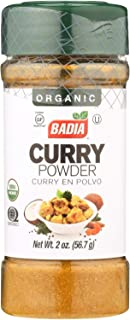Badia - Organic Curry Powder - 2 oz.