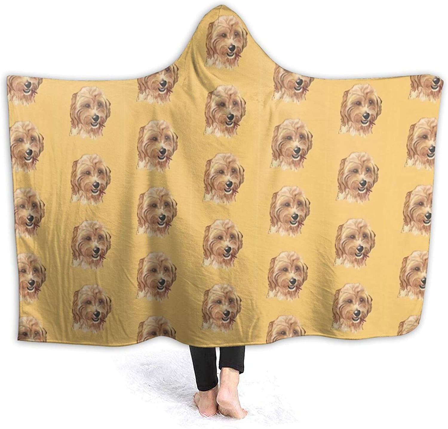 Now on sale LIAM HENDERSON Buddy OFFer The Cockapoo Ultra Hooded Light Weight Soft