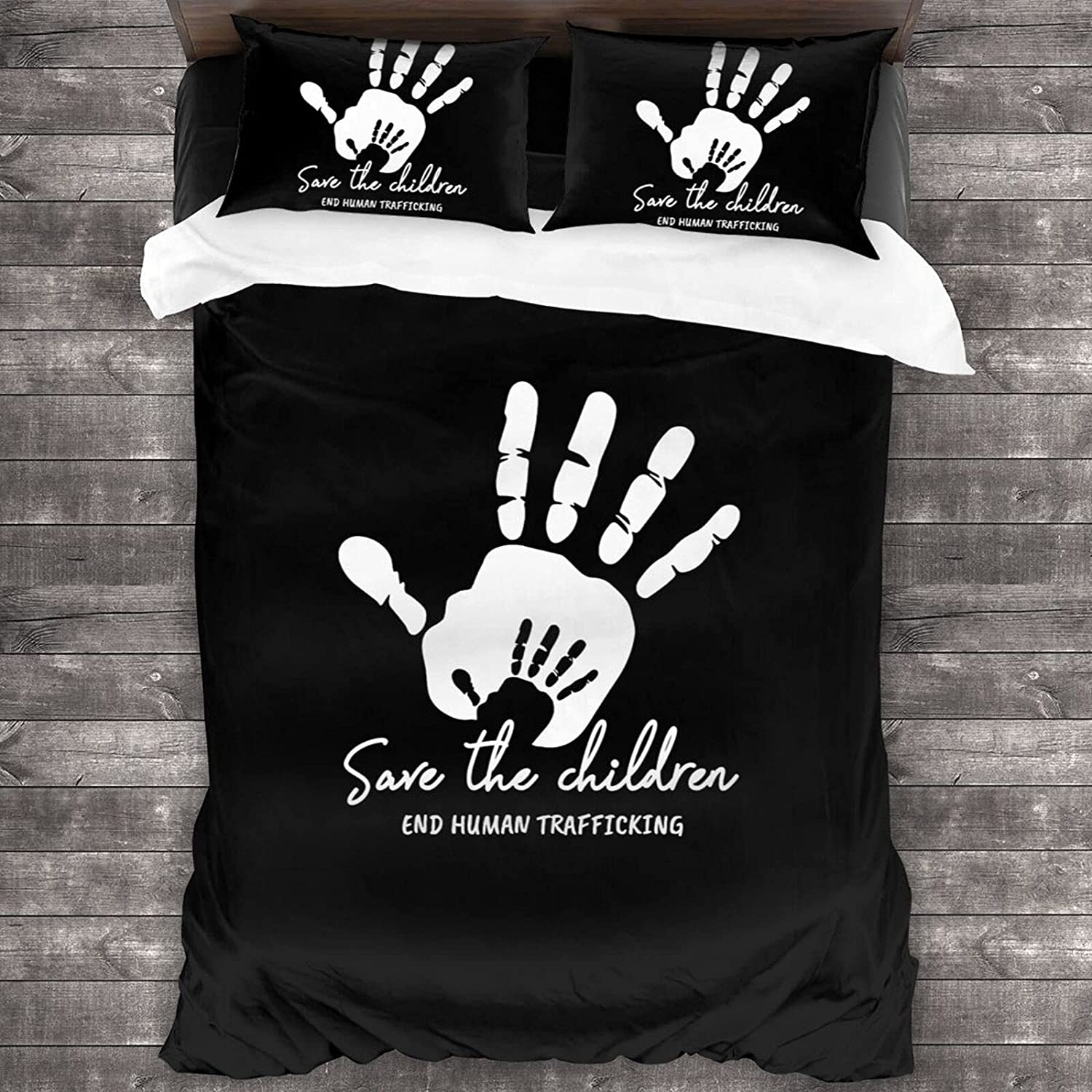 Save The Children Popular shop is the lowest NEW before selling price challenge End Human Lightweight Bedding Soft Trafficking