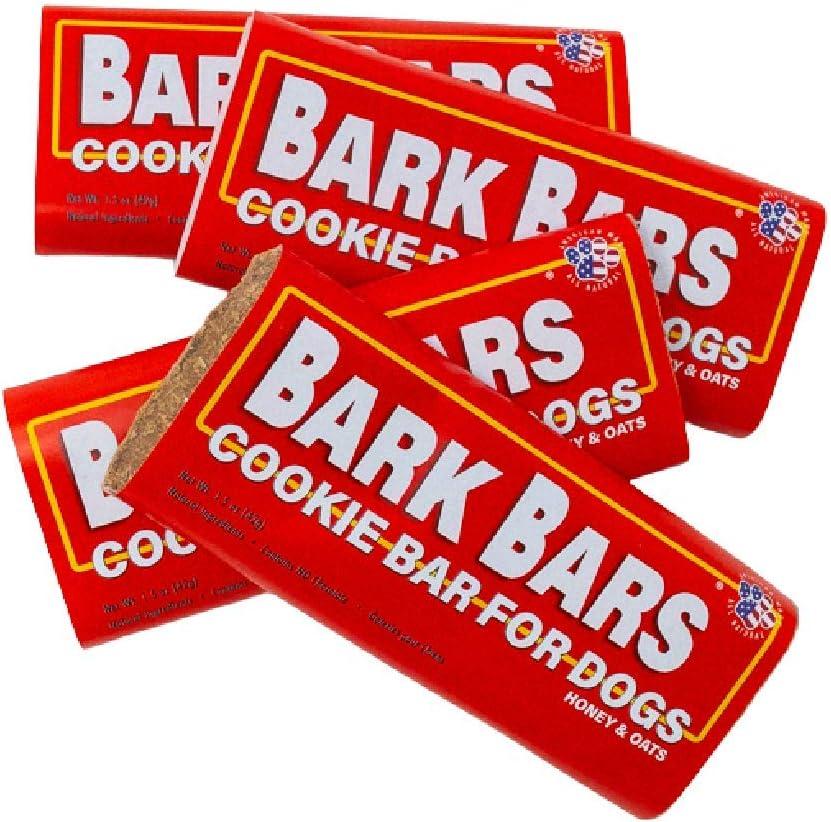 Bark Bars Cookie Super intense SALE for Cheap bargain Dogs - Honey Oat Treats Natural Dog