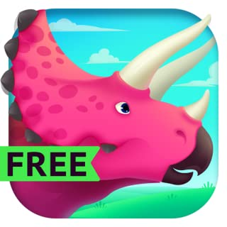 Dinosaur Park - Jurassic Dino Simulator Games for Kids Free