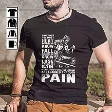 Knight Pain Naruto Sometimes You Must Hurt T-Shirt, Long Sleeve, Sweatshirt, Hoodie for men and women