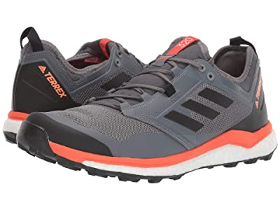 adidas Outdoor Terrex Agravic XT (Grey Five/Black/Active Orange) Men