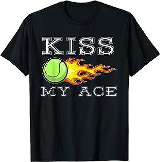 Tennis Club Tshirt for Tennis Players on the Tennis Court