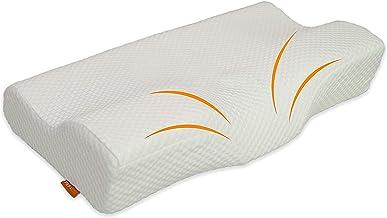Almohada cervical de espuma viscoelástica para el dolor de