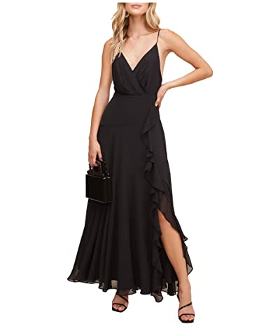 ASTR the Label Holland Dress (Black) Women