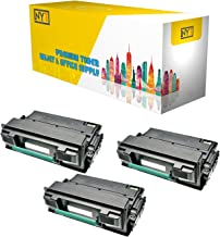 New York Toner New Compatible 3 Pack MLT-D201S High Yield Toner for Samsung - Samsung ProXpress M4080FX M4030ND . --Black