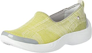 Bzees Women's ath Leisure Casual Comfort Shoe Tiki
