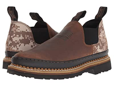 Georgia Boot Giant Desert Camo Romeo (Brown/Camo) Men
