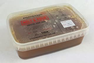 Base de Jabón Derretir y Verter Jabón Negro Africano 1kg