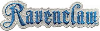 Ata-Boy Harry Potter Ravenclaw Script Officially Licensed Patch, Pin and More!