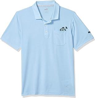 PUMA Golf 2020 Men's Slow Play Pocket Polo
