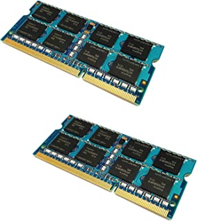 dekoelektropunktde Compatible con HP Compaq ProBook 4310s 4720s 4530s | 8GB Kit Dual Channel (2X 4GB) Ram Memoria SODIMM PC3 DDR3 para