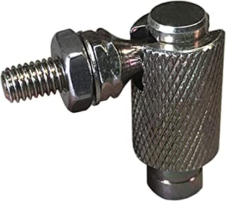 Quick Release Ball End For Automotive Throttle Linkage, 10/32