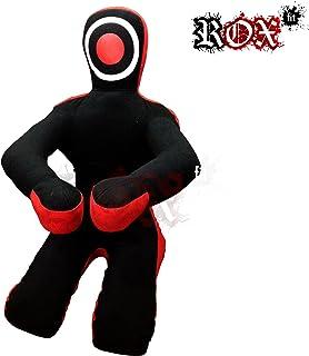 bestzo Entra/înement MMA Sports/?/Sac de frappe mannequin de judo Noir Vide