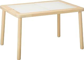 """جدول کودکان IKEA FLISAT 502.984.18، 32 5 / 8x22 7/8 """"""""، چوب"""