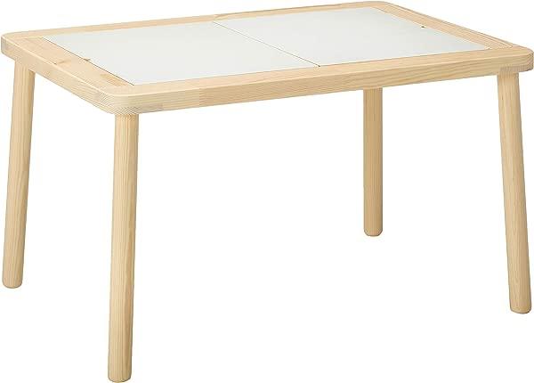 IKEA FLISAT Children S Table 502 984 18 32 5 8x22 7 8 Wood