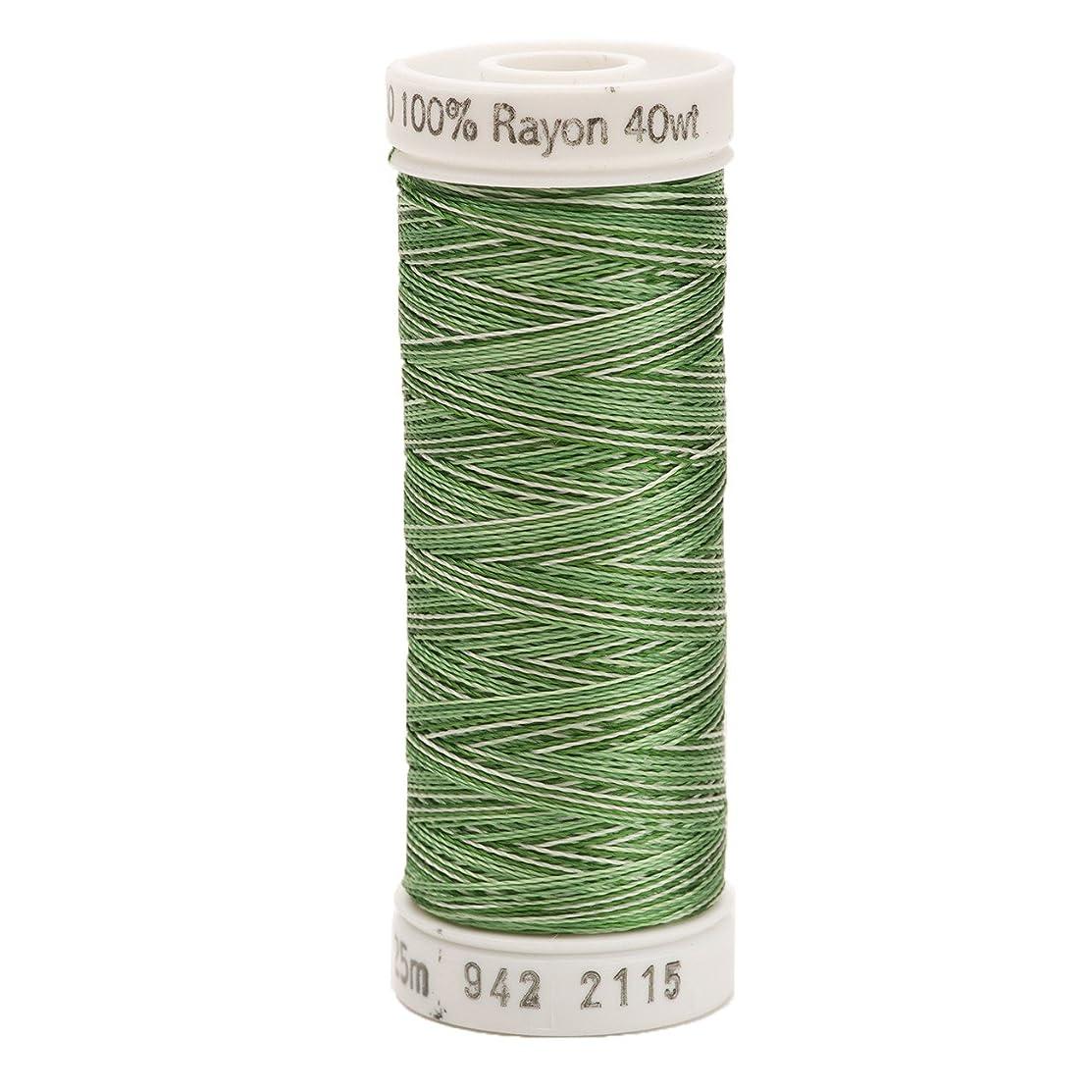 Sulky Rayon Thread for Sewing, 250-Yard, Vari Pine