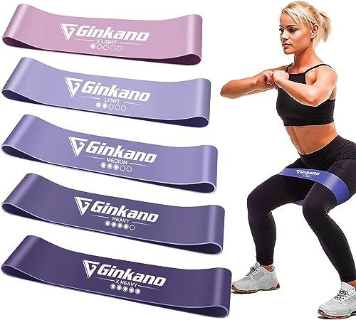 Fascia elastica per allenamento coscie squat bodybuilding fitness B08CXR96BF