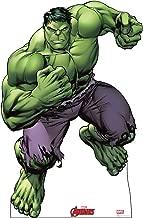 Advanced Graphics Hulk Life Size Cardboard Cutout Standup - Marvel's Avengers Animated