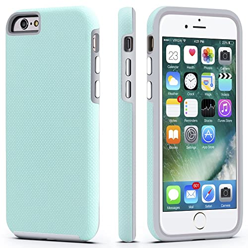 quality design 32bbe fbbc4 iPhone 6s Case Tiffany Blue: Amazon.com