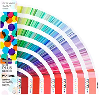 PANTONE GG7000 Plus Series Extended Gamut Guide