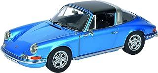 Schuco 450035400 1:18 Scale Porsche 911 S Targa - 1972