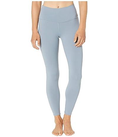 ALO 7/8 High Waist Airbrush Leggings (Blue Haze) Women