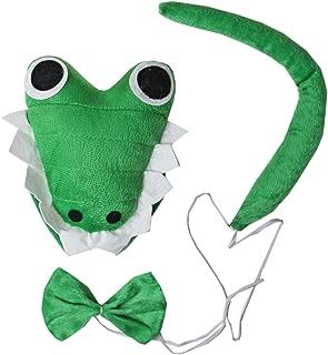 Kirei Sui Kids Animal Costume Ears Headband Bowtie Tail Set
