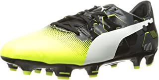 PUMA Unisex-Child Mens Evopower 3.3 Graphic FG JR - K Evopower 3.3 Graphic Fg Jr