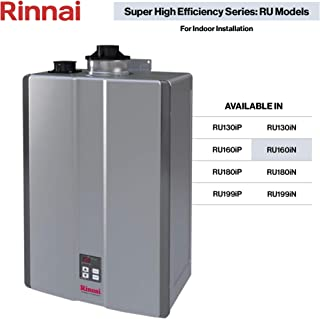 rinnai gas water heater tankless