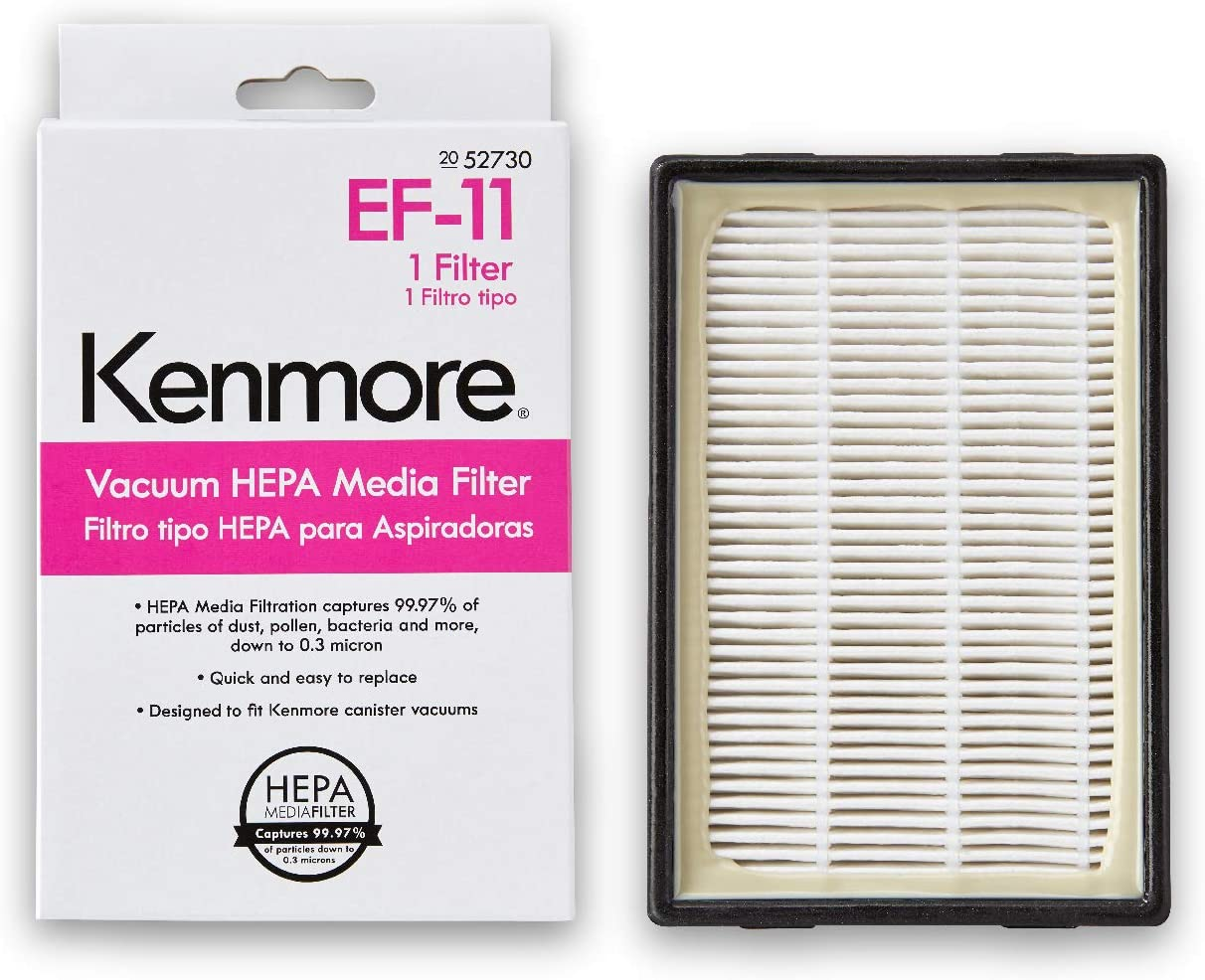 Kenmore HEPA Media sale Vacuum Cleaner Exhaust Upright Max 60% OFF Filter Air for