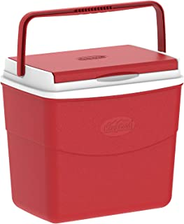 Cosmoplast Keep Cold Plastic Picnic Cooler Icebox Lunchbox
