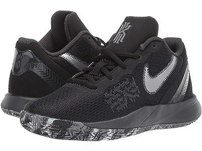 Nike Kids Kyrie Flytrap II (Little Kid) (Black/Chrome/Anthracite/Cool Grey) Boys Shoes