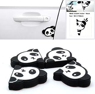Lovely Panda Door Edge Bumper Protector Guard for Motors Auto Vehicle
