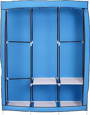 Plastiken (HLKRQ) Titanium Armarios, Beige, 70x44x176 cm ...