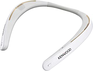 KENWOOD ケンウッド ウェアラブルネックスピーカー ワイヤレススピーカー(ホワイト) CAX-NS1BT-W JVC KENWOOD
