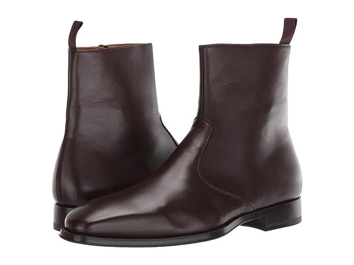 Magnanni  Donosti (Brown) Mens Dress Zip Boots