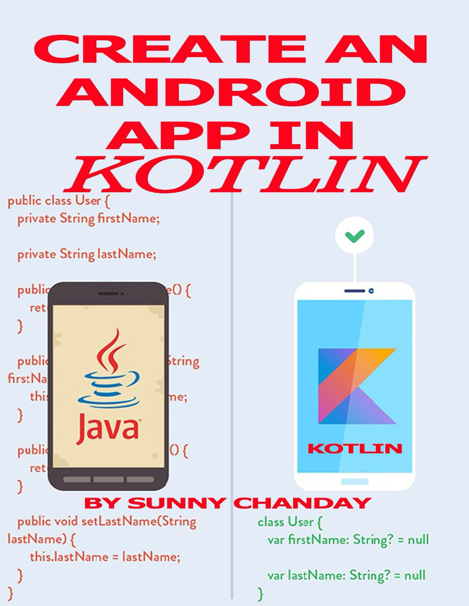 Create an Android App in Kotlin