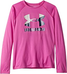 Big Logo Long Sleeve (Big Kids)