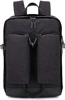 野生のカジュアルなショルダーバッグユニセックススクールバッグバックパックなめらかなミニマリストの都市の屋外旅行バッグ