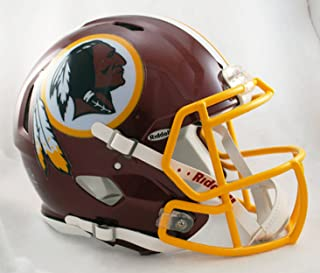 Washington Redskins 72-77 Riddell VSR4 Mini Replica Football Helmet