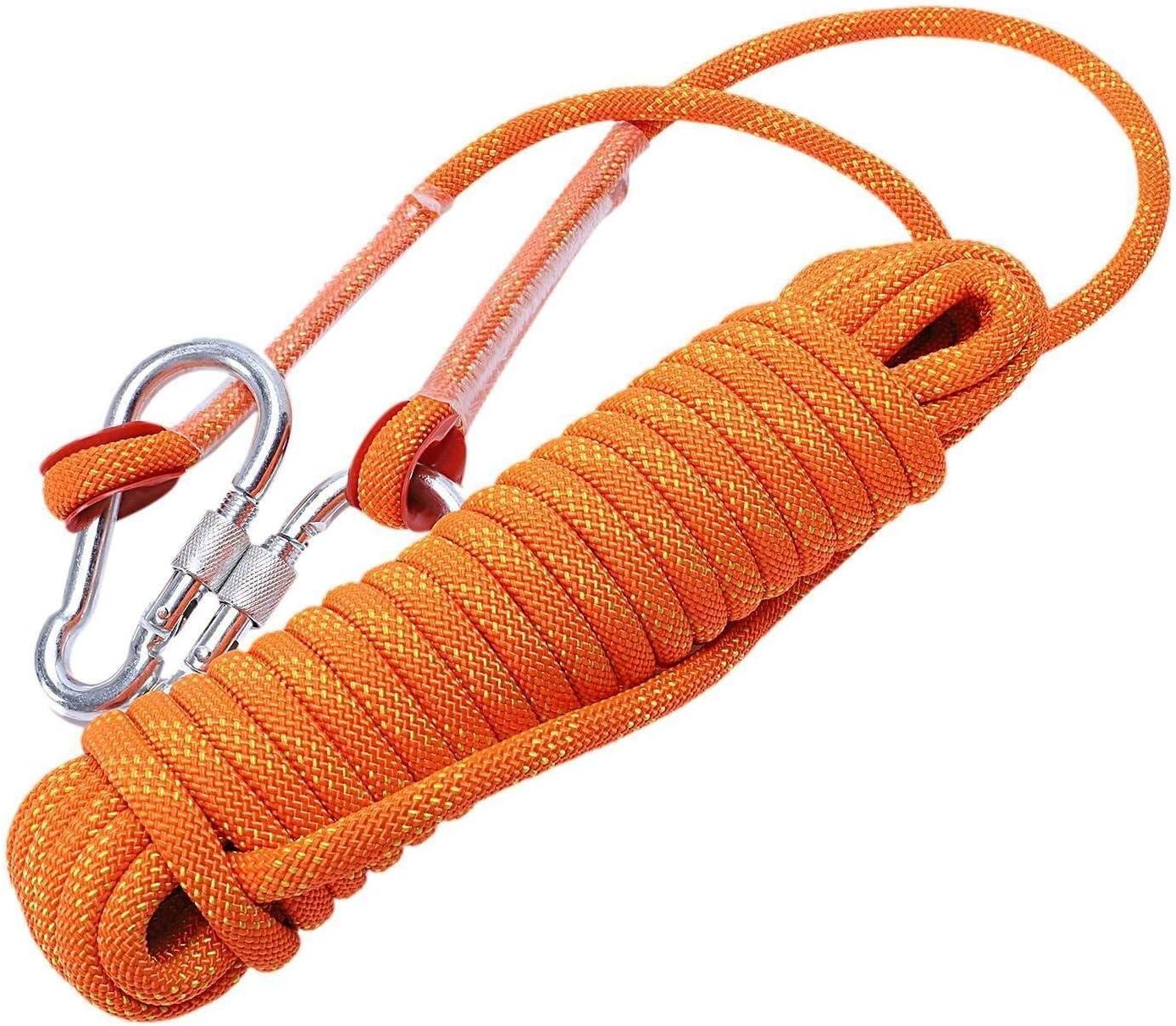 ND-Climbing rope Cuerda de Escalada Rescate Cuerda Atada ...