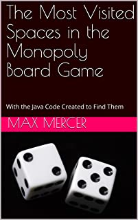 The Most Visited Spaces in the Monopoly Board Game: With the Java Code Created to Find Them