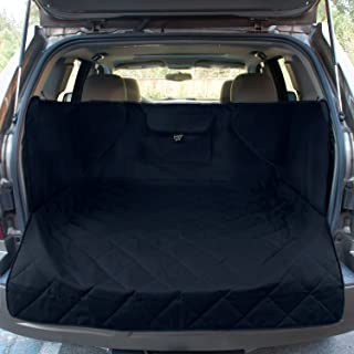FrontPet Quilted Dog Cargo Cover for SUV, Universal Fit for Any Pet Animal. Durable Liner Covers and Protects Your Vehicle, Regular, Large and Extra Large
