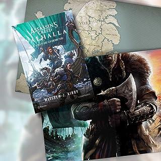 Assassins's Creed Valhalla. A Saga de Geirmund – Edição com Brinde