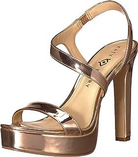 Women's The Naomi-Mirror Heeled Sandal