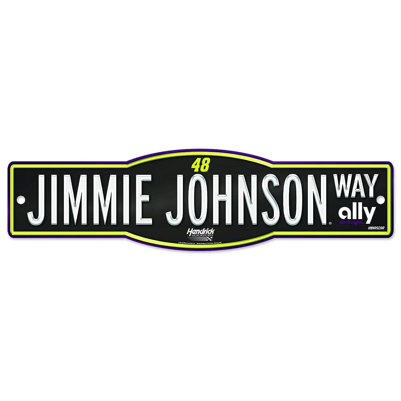 厳項目移行するJimmie Johnson # 48?NASCAR 4?